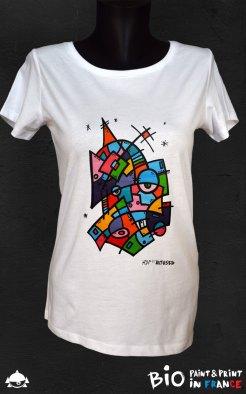 Tee-shirt Femme HSV 2017